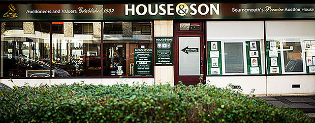 House & Son: Auctioneers & Valuers, Bournemouth's Longest Established Auction House